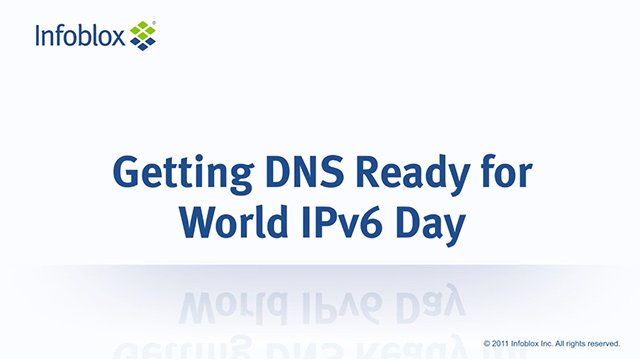 Cricket Liu On Preparing Your DNS For IPv6