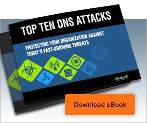 Top 10 DNS Attack