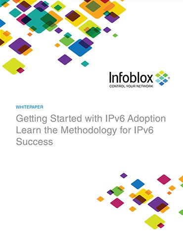 Getting Started with IPv6 Adoption
