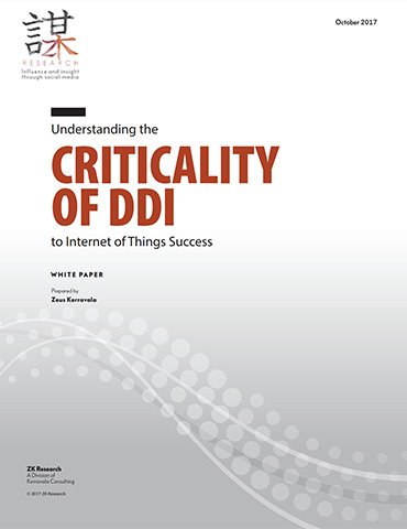 Criticality Of DDI To IoT Deployments