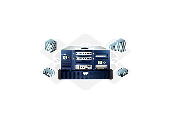 A DHCP server, such as the Infoblox Trinzic appliance, is a network server that automatically provides and assigns IP addresses, default gateways and other network parameters to client devices.