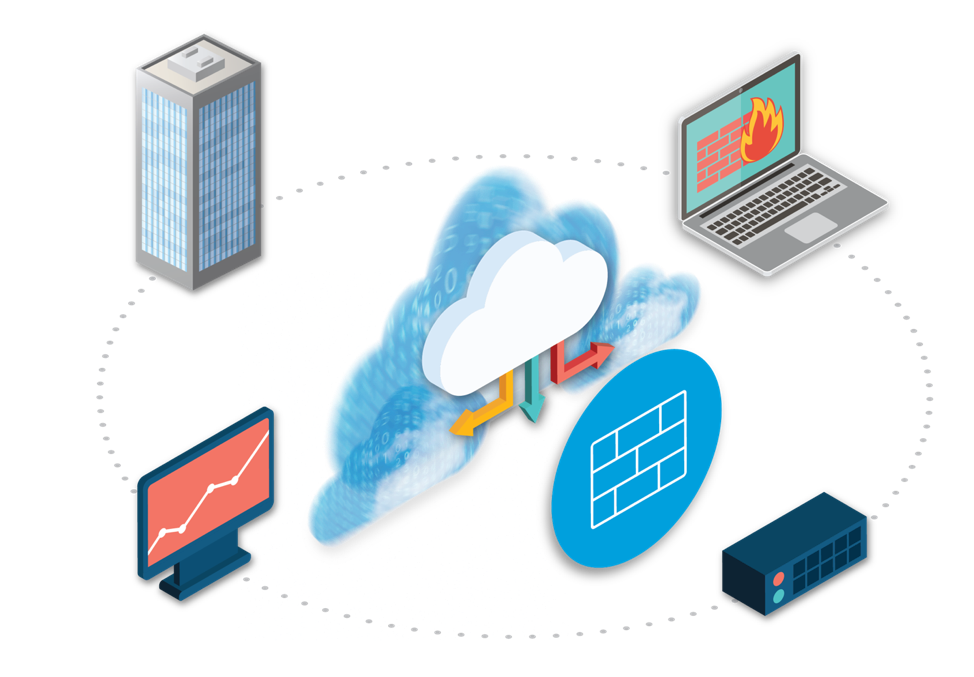 Cloud security is the protection of data stored online from theft, leakage, and deletion.